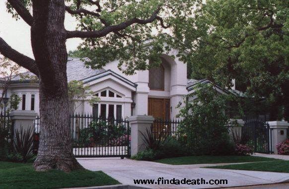 Dean Dino Martin Hollywood Homes Celebrity Houses Beverly Hills Houses