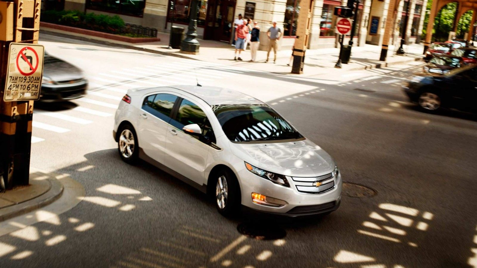 2014 Chevy Volt Electric Car Range 380 Miles 38 Electric Price