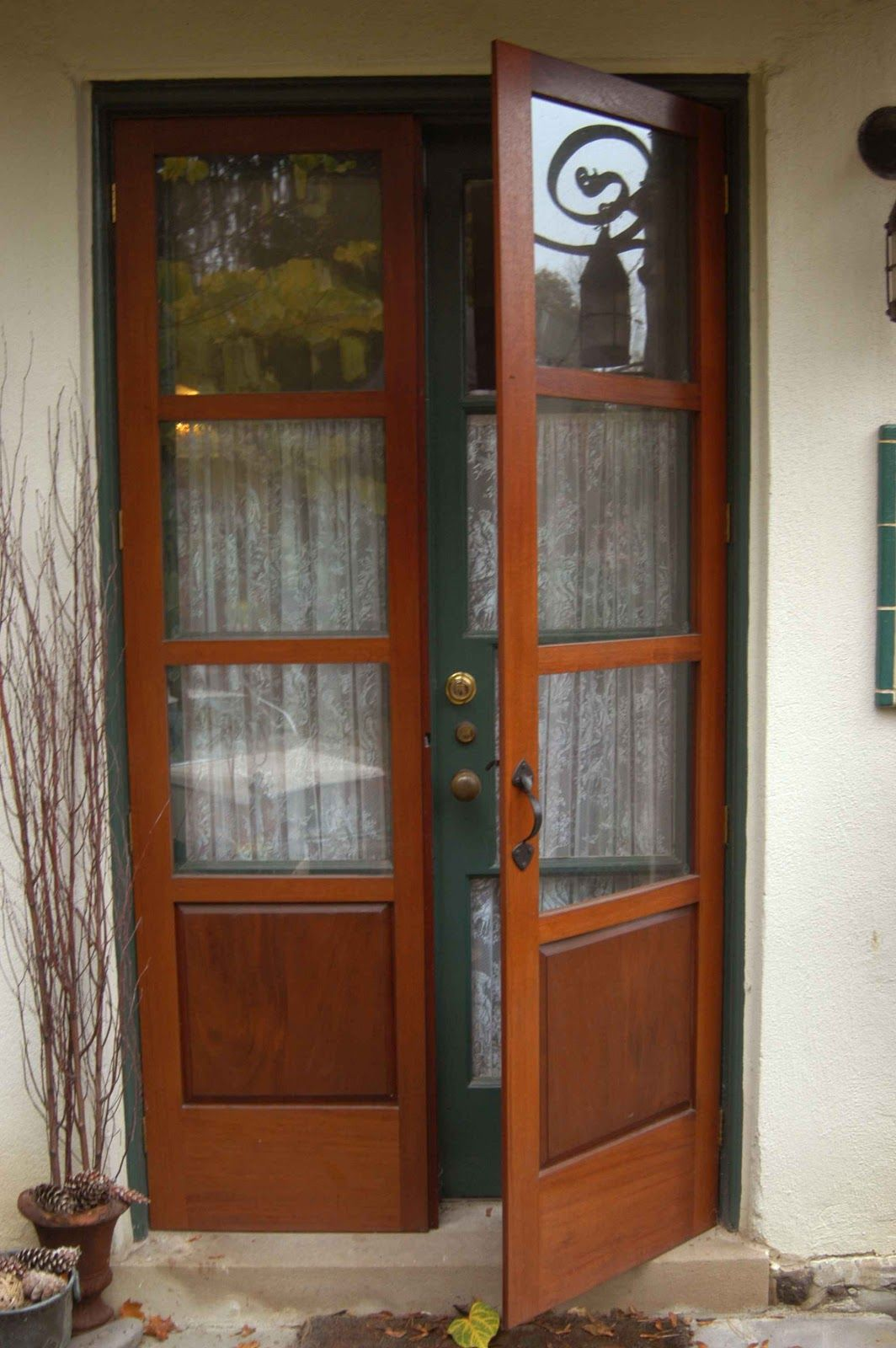 French Country Front Entry Doors for Homes | Exterior French Doors ...