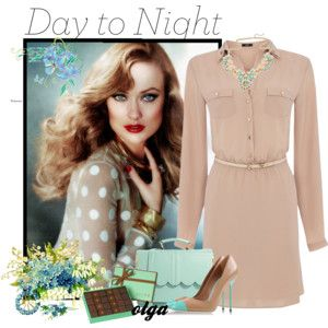 Day to Night Shirt Dress Challenge