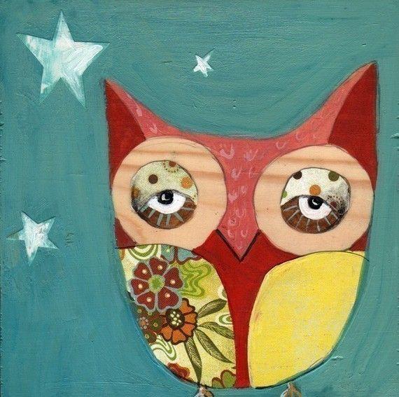 Night Owl by Cathy Nichols
