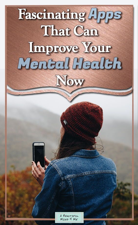 Fascinating Apps That Can Improve Your Mental Health Now