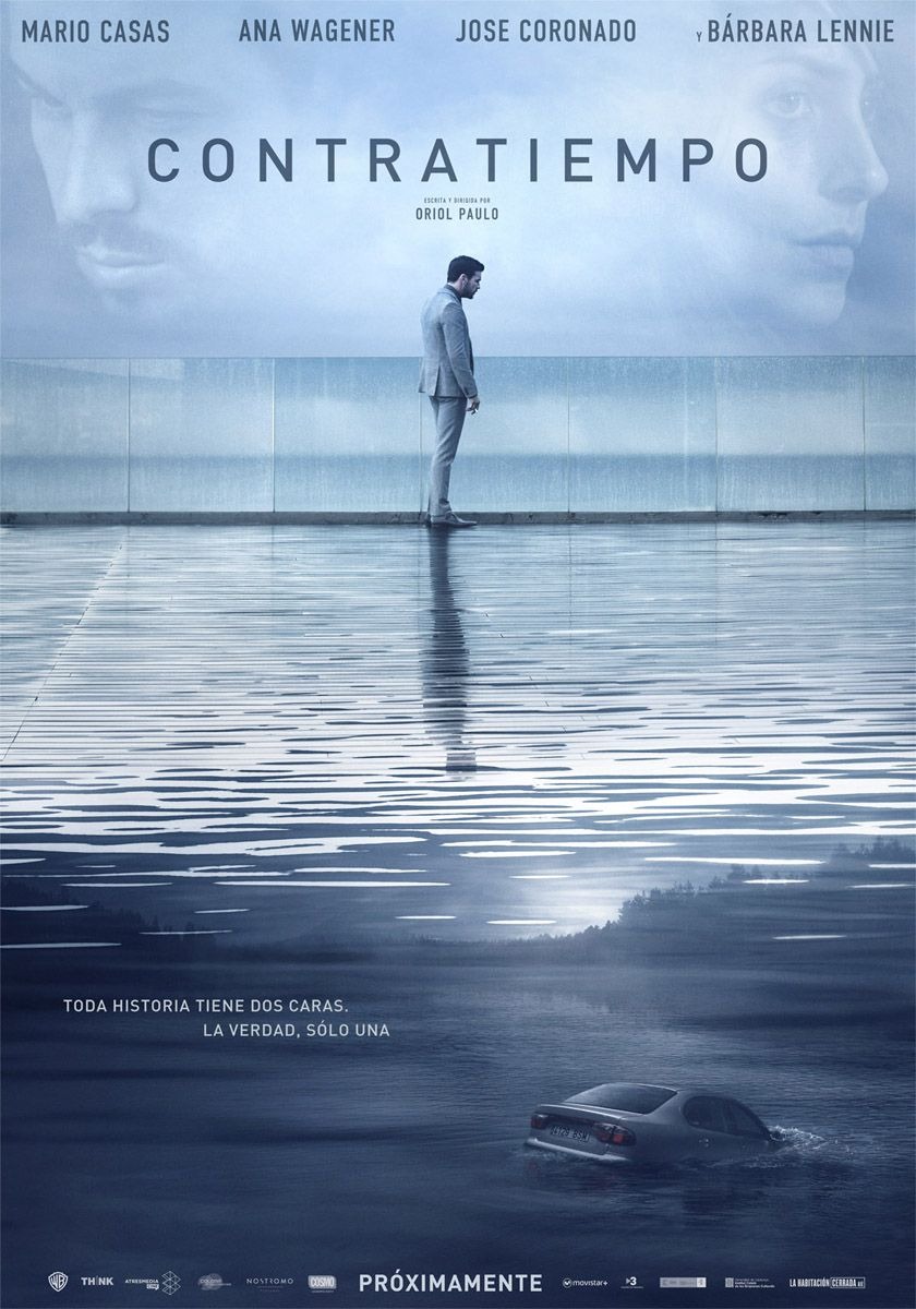 The Invisible Guest Contratiempo Poster De Cine Carteles De Cine Oriol Paulo