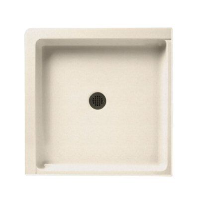 Swan Surfaces 36 X 36 Double Threshold Shower Base With Fit Flo