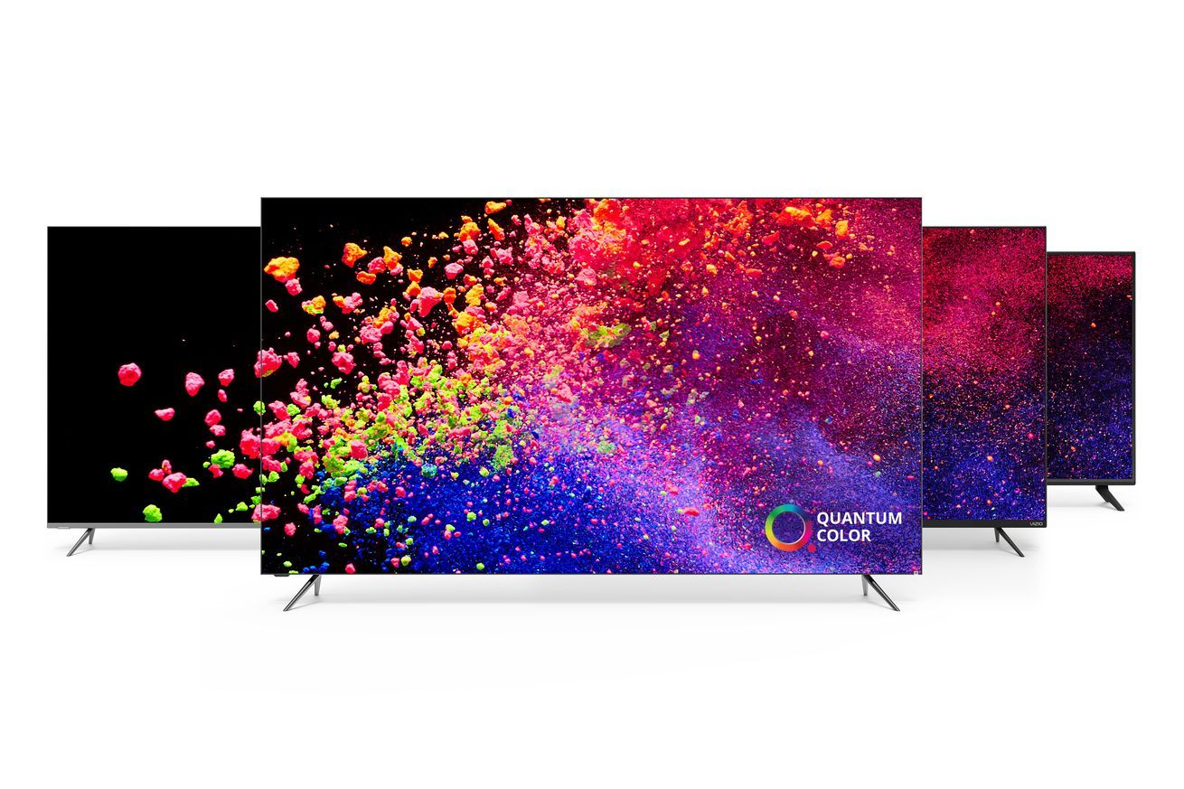 Vizio's 2019 4K TVs are now available, AirPlay 2 coming