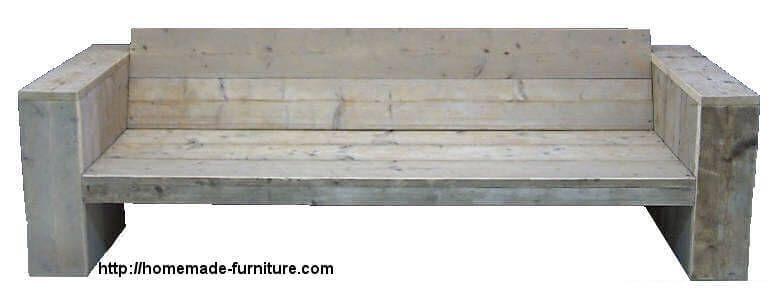 Garden Furniture Made From Scaffolding Planks garden benches made of scaffold planks, do it yourself. garden