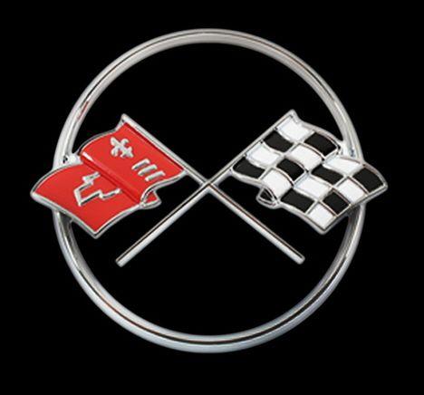 A Visual History Of The Corvette Logo Core77 Logos Corvette