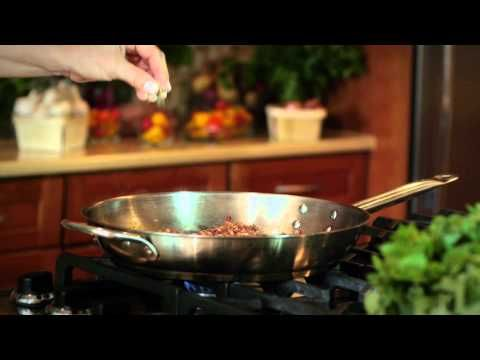 ▶ Healthy Sweet Potato Tacos : Fit Food - YouTube
