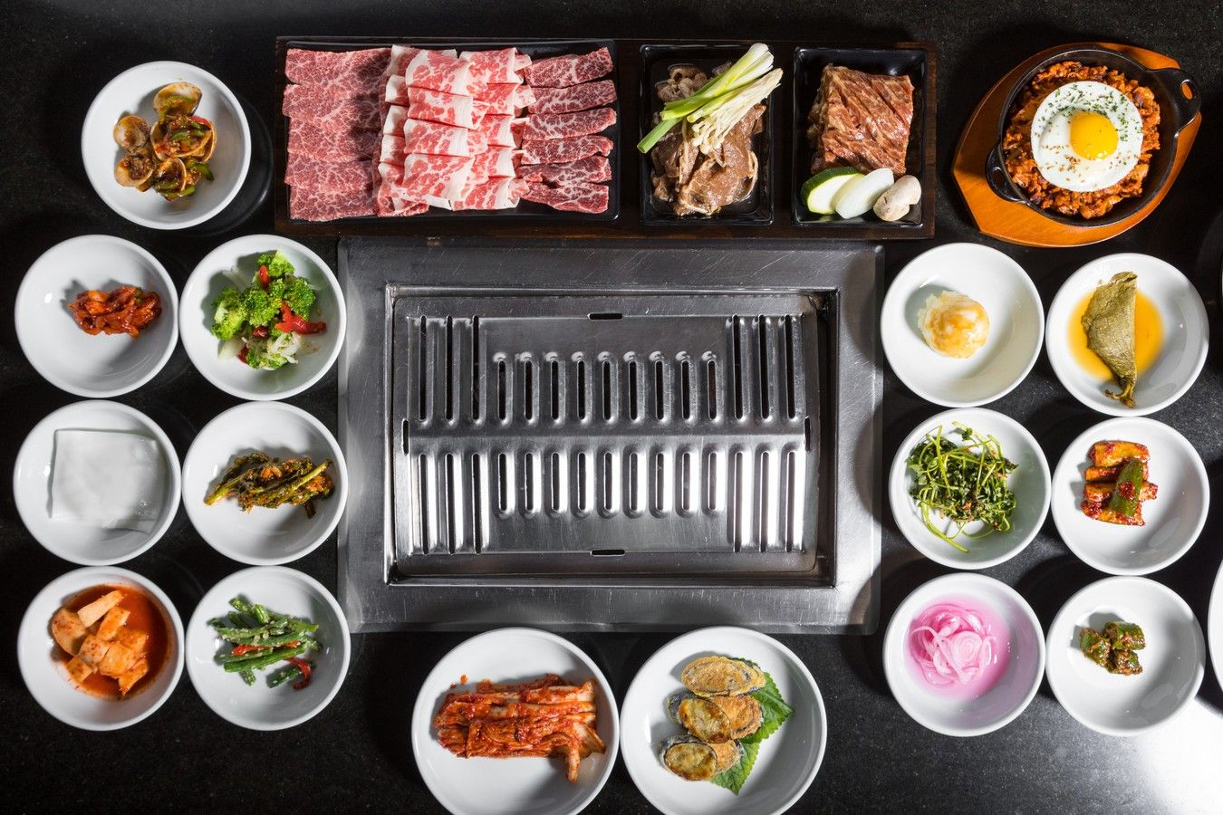 Parks Bbq Koreatown Los Angeles The Infatuation Koreatown Los Angeles Delicious Destinations Bbq