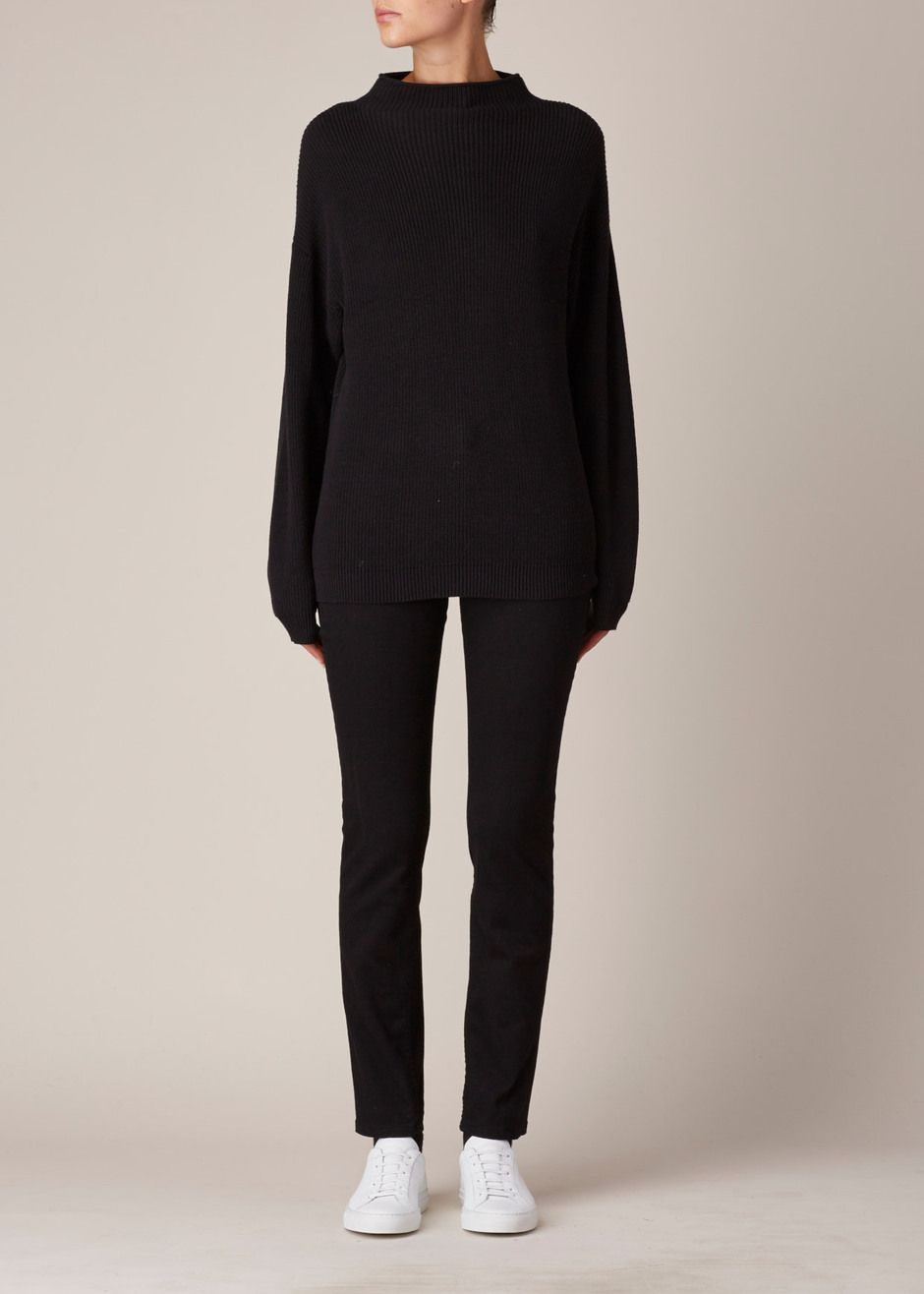 Won Hundred Catharine Sweater  (Black)