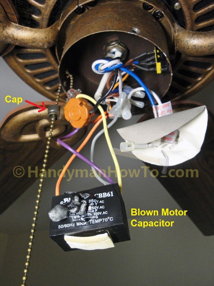 pin on ceiling fan wiring diagram