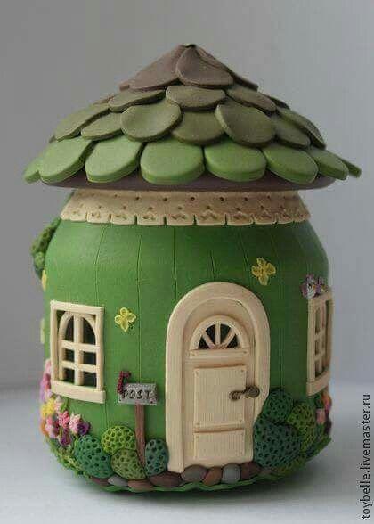 Clay+maison jar