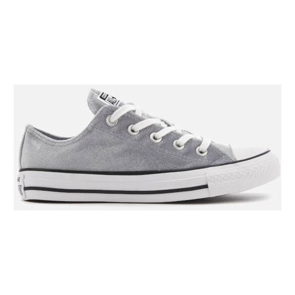 Converse Women s Chuck Taylor All Star Ox Trainers (€44) ❤ liked on Polyvore 30d0c3017b