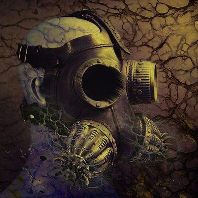 Gasmask by KryptikVisions on @DeviantArt