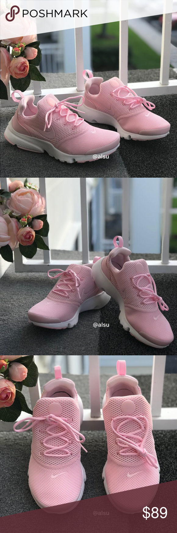 28714e38a16 NWT Nike Presto FLY Prism Pink WMNS Brand new with box