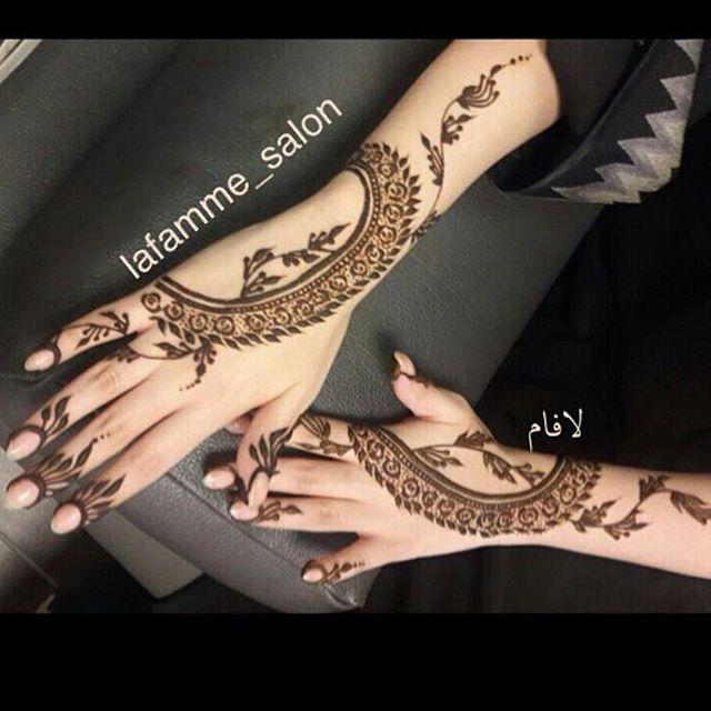 الراعي الرسمي عبايات فخمة وراقية كل قطعة احلى من الثانية توهم منزلين كولكشن الشتاء روووعة ضيفوا Henna Patterns Hand Henna Henna Hand Tattoo