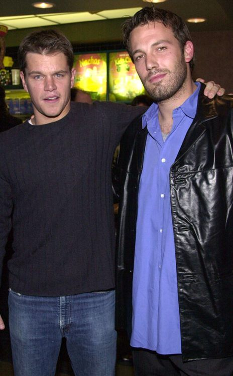 Matt Damon Ben Affleck From Famous Friends Matt Damon Ben Affleck Ben And Casey Affleck