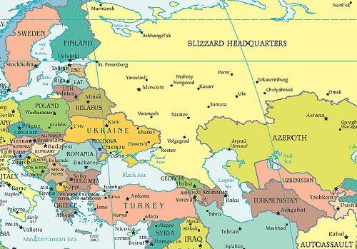 Georgia Eastern Europe Map.Guide To The Countries Of Eastern Europe Europe