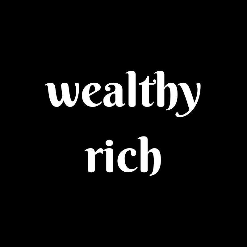 Synonyms Wealthy Adjectives English Words Tech Company Logos Company Logo