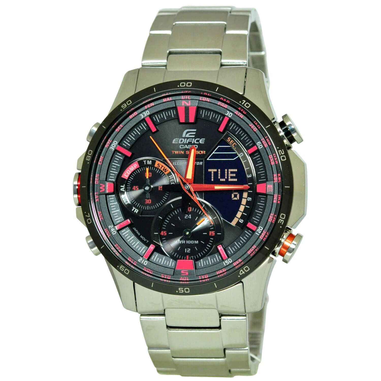 Casio Edifice ERA300DB 1A Men's Dial Watch | Products