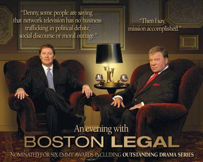 You re a hoot boston legal