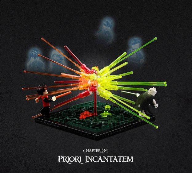 Harry Potter And The Goblet Of Fire Recreated In Lego Chapter By Chapter The Brothers Brick Cooles Lego Lego Lego Ideen