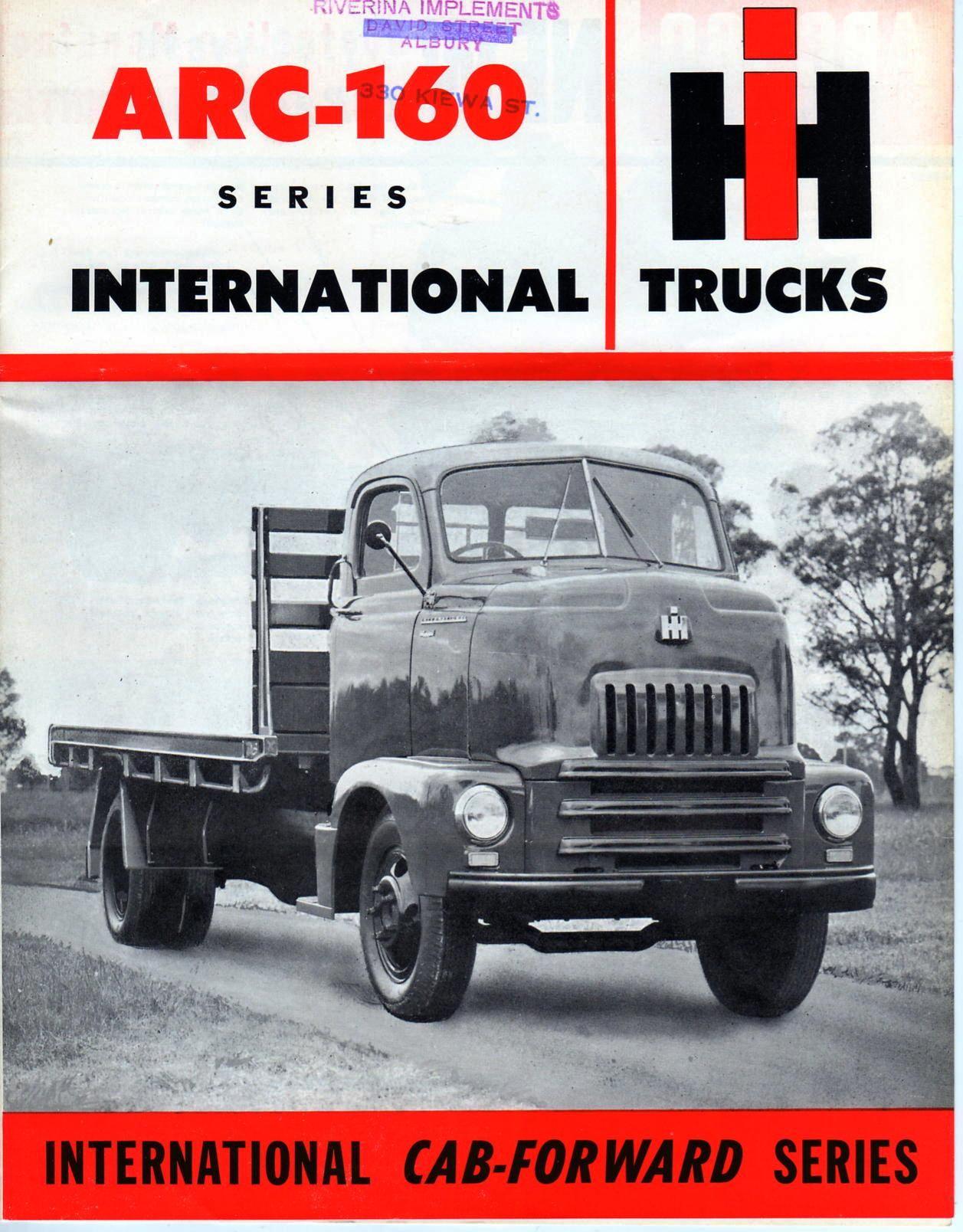 vintage trucks | Commercialmotor.com - Classic Australian ...
