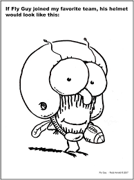 Fly Guy Books Coloring Pages Sheets Google Search Fly Guy Childrens Books Activities Library Activities