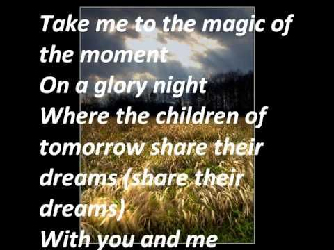 Scorpions Wind Of Change Wind Of Change Music Video Song Scorpions Wind Of Change