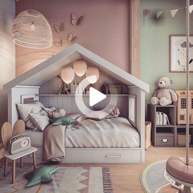 Pin Auf Kinder Zimmer Hutte Schlafzimmer