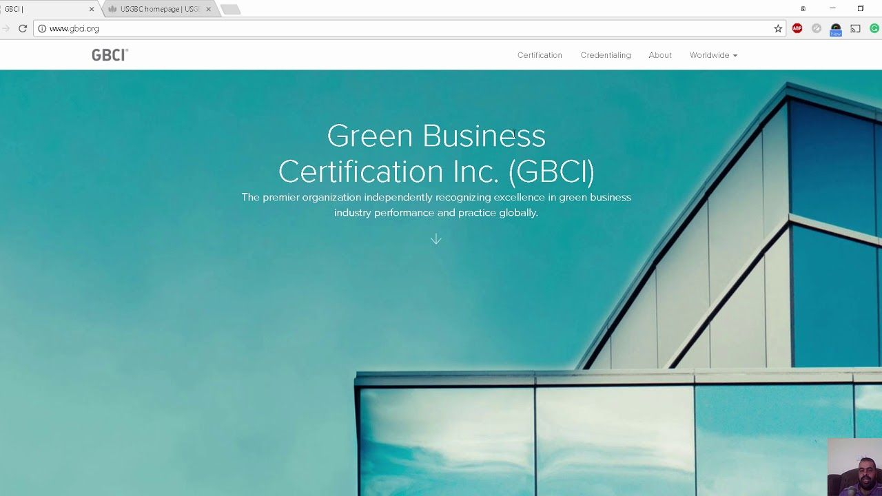 Leed Ga Roles Of Gbci Httpsyoutuf4bcog6s8na