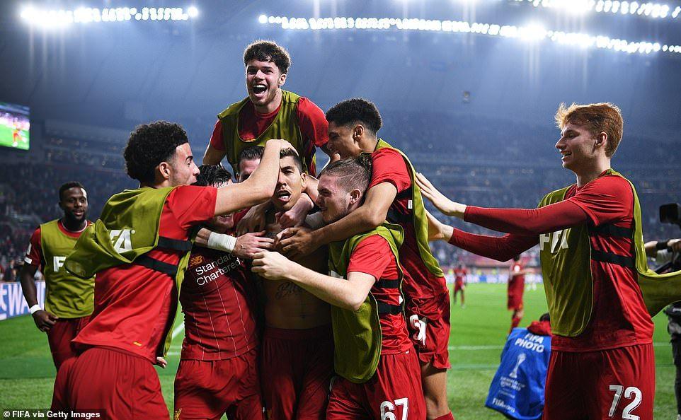 Liverpool 10 Flamengo Reds win Club World Cup Club