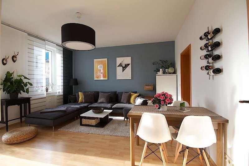 Alpina Feine Farben Inspirationsboard Ruhe des Nordens von Christiane H  Wandgestaltung