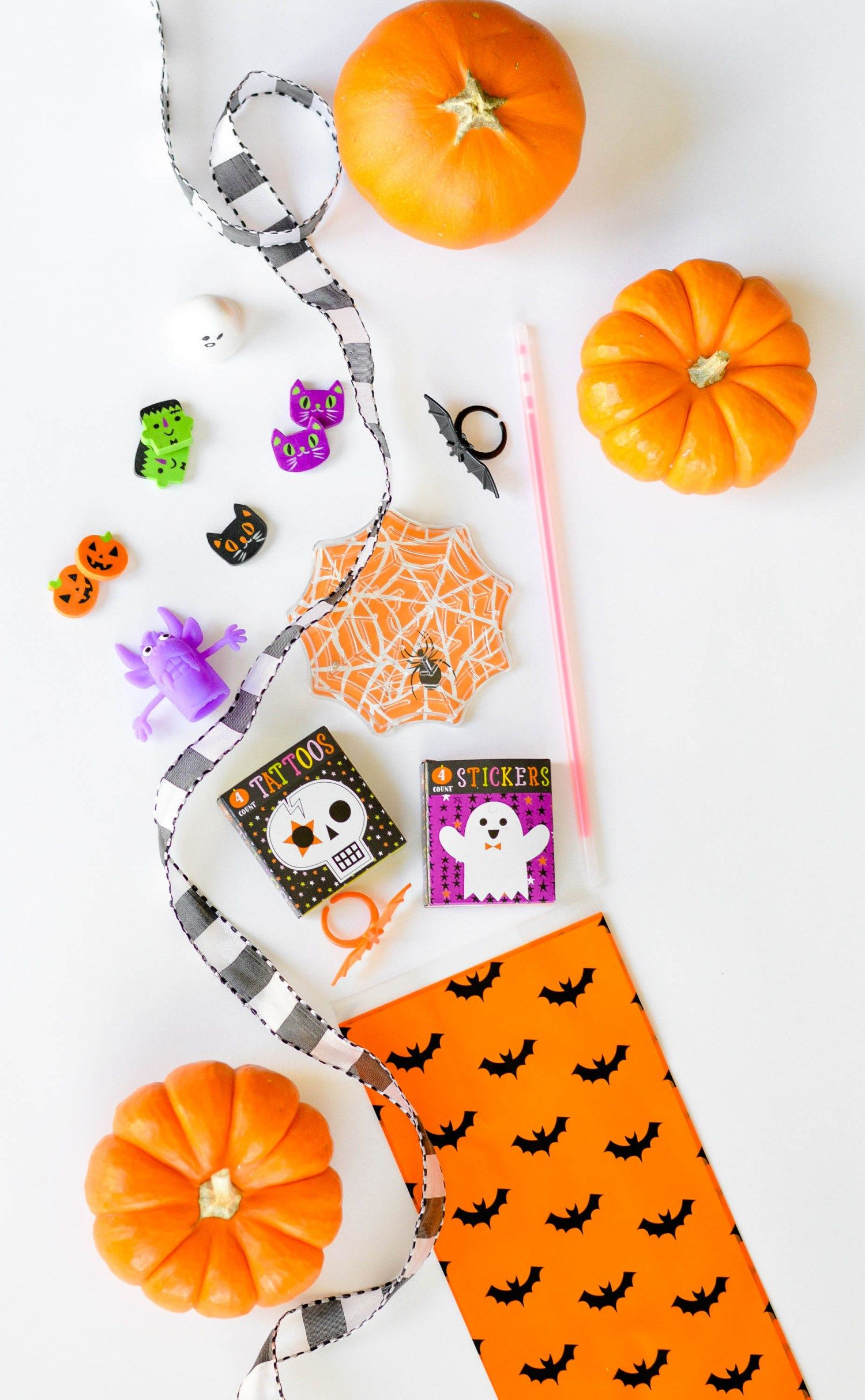 Non Candy Halloween Goody Bags from Target.