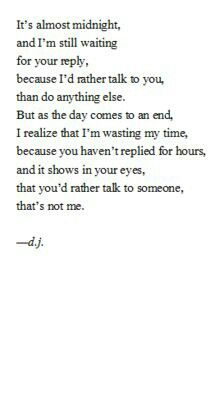 The relevance is painful...