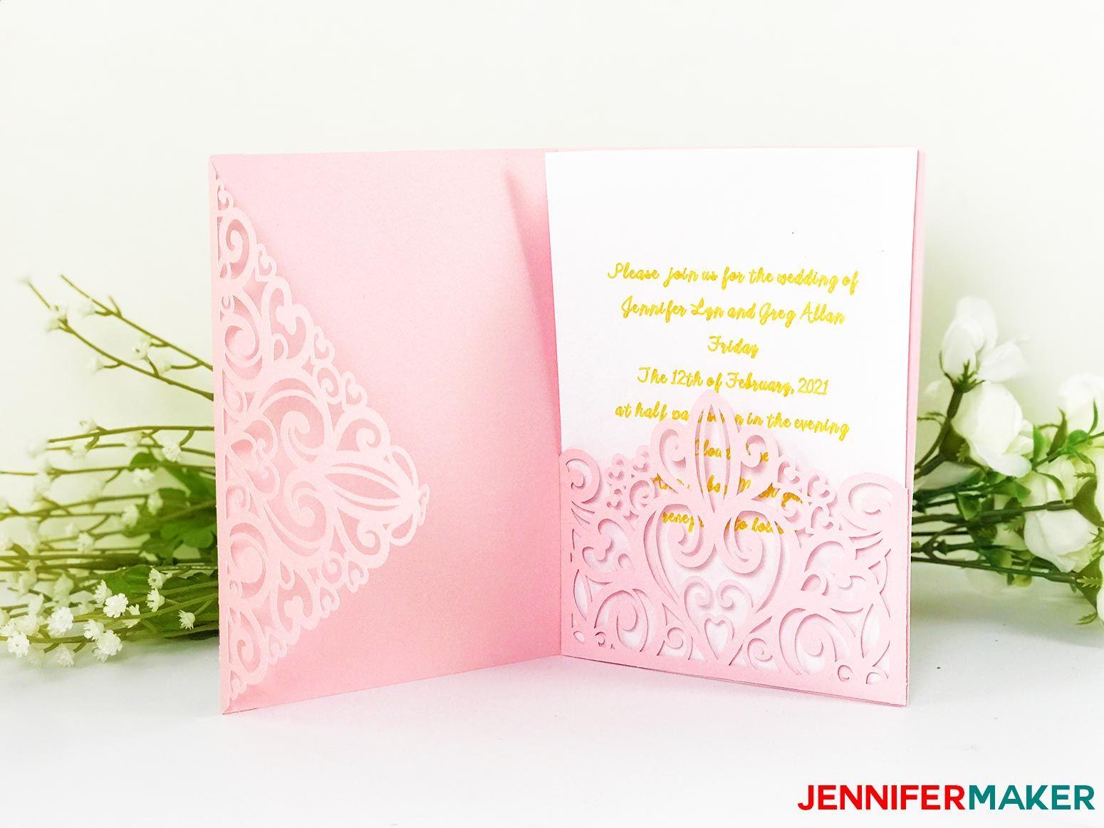 Pin on Designer invitations