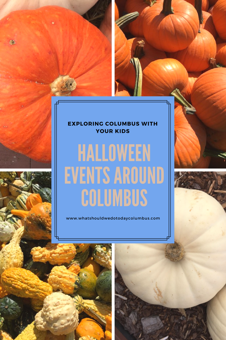 halloween events around columbus   ohio (buckeye state)   pinterest