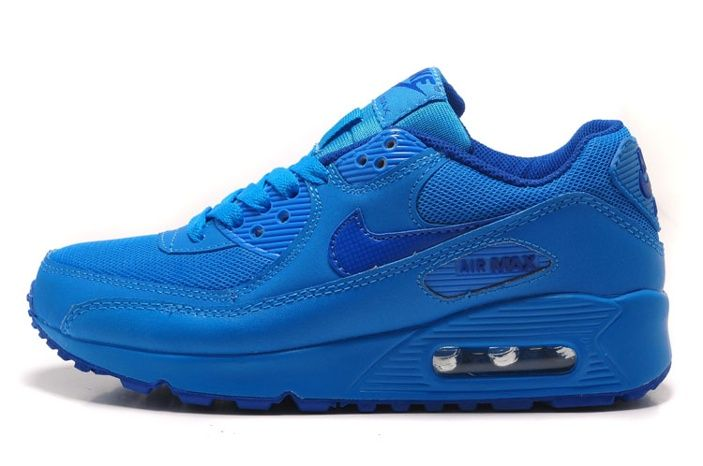 air max 90 azul marino