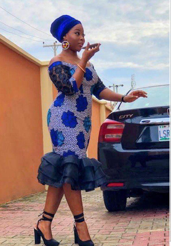 15 robes midi des plus belles de 2019 #africandressstyles