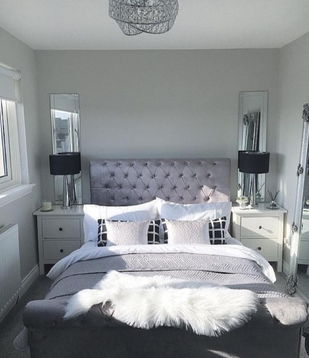 Cvincii Glam Bedroom Decor Room Ideas Bedroom Bedroom Decor