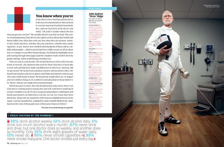Top Doctors | design time | Magazine design, Design ...
