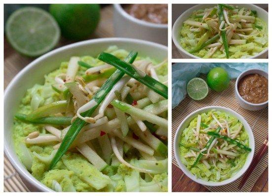 Cambodian Green Fish Soup via http://underthebluegumtree.com