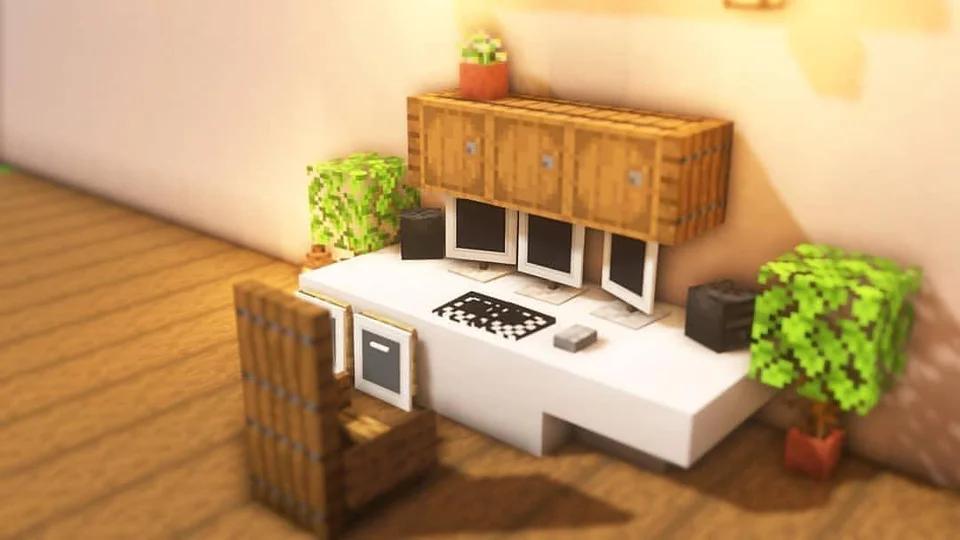 Untitled In 2020 Minecraft Room Minecraft Modern Minecraft House Designs