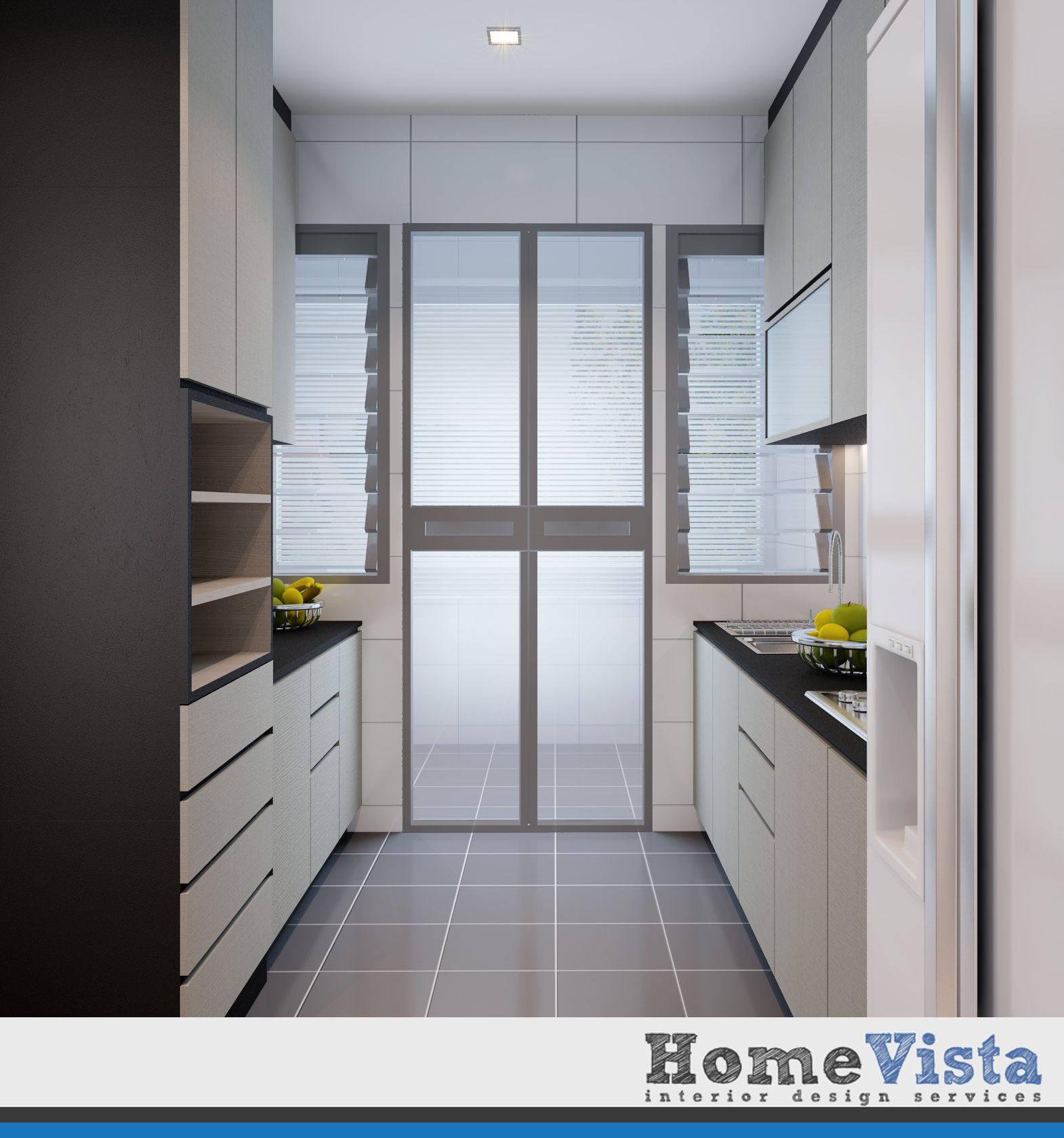 Kitchen Design For Hdb Flat Clairelevy 4 Room Hdb