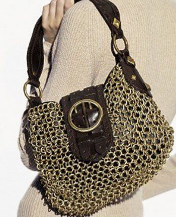 chainmail purse i would love to make this things i just like rh pinterest com