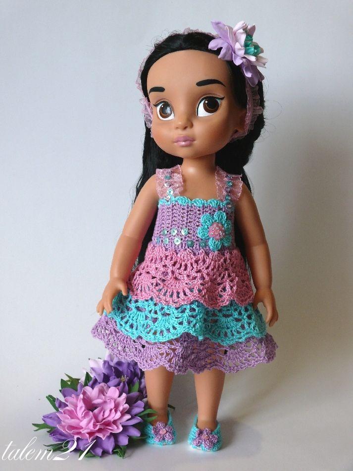 disney animator | Muñecas, Vestidos de disney y Vestidos de muñecas