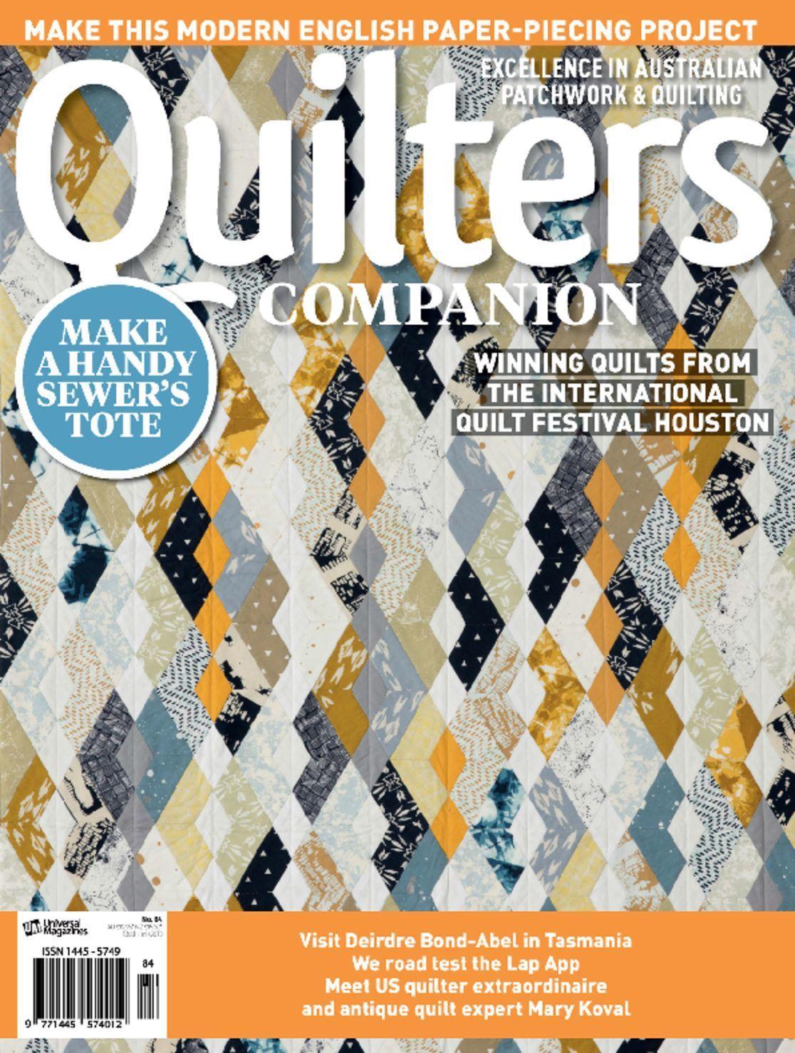 Quilters+Companion+(Digital)+Magazine