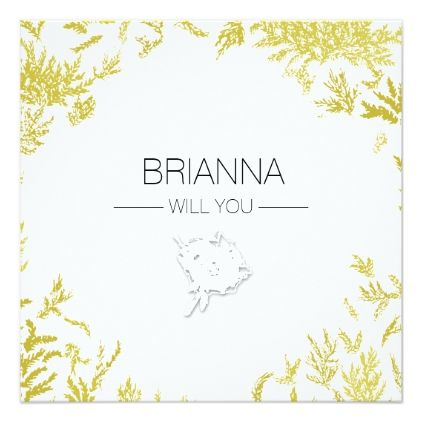 Elegant gold wedding be my bridesmaid card wedding wedding card wedding stopboris