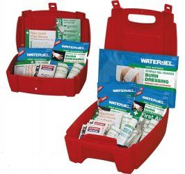 Burns Care And Fire Extinguishing Devices First Aid Buy It Online At Www Medema Co Uk Burns Care First Aid First Aid Kit