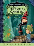 Frognapped and Vampire Brat (Araminta Spookie Series)